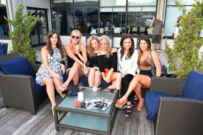 jennifer kilmurray in LDV Hospitality & Esquire Summer Kick-Off Party at Gurney's Montauk