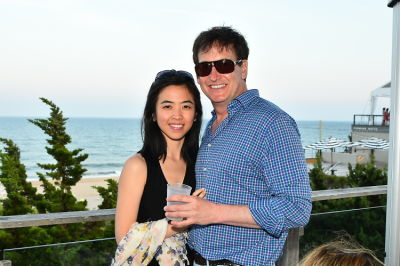nina yang in LDV Hospitality & Esquire Summer Kick-Off Party at Gurney's Montauk
