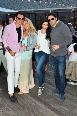 loriana izrailova in LDV Hospitality & Esquire Summer Kick-Off Party at Gurney's Montauk