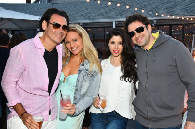 ross lukatsevich in LDV Hospitality & Esquire Summer Kick-Off Party at Gurney's Montauk