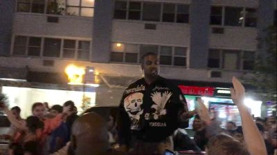 Kanye West's Secret Show At Webster Hall Shut Down NYC At 2 AM