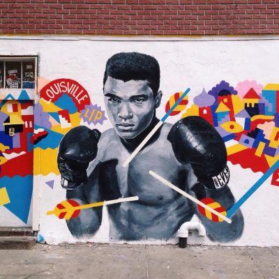 Mohammad Ali, Brolga