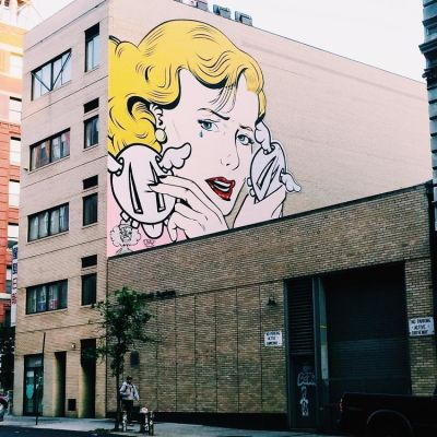 Your Summer 2016 Guide To NYC's Most Instagrammable Street Art