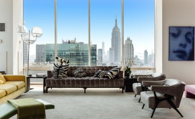 Inside The Gucci Heiresses' $35 Million Manhattan Penthouse