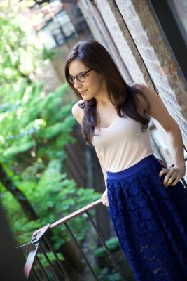 sloane crosley in Sloane Crosley, The Chicest Best-Selling Author In New York