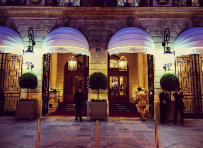 Inside The Newly Reopened Ritz Paris
