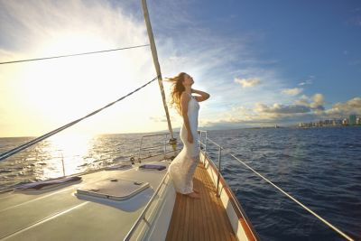 Why This Hoity-Toity Yacht Club Is Keeping Out Women...