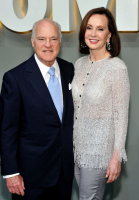 henry kravis in MoMA Party in the Garden 2016