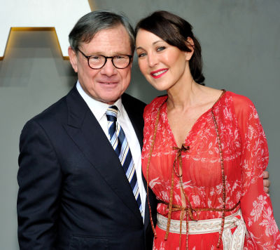 michael ovitz in MoMA Party in the Garden 2016
