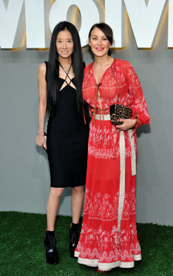 vera wang in MoMA Party in the Garden 2016