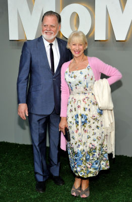 helen mirren in MoMA Party in the Garden 2016