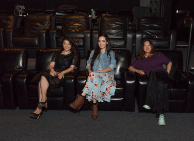 ruby lopez in Women In Film (WIF) Special Screening of