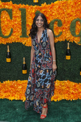 trupty patel in Veuve Clicquot Polo Classic 2016