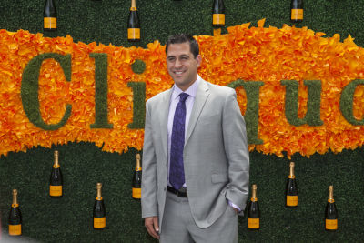 harry cicma in Veuve Clicquot Polo Classic 2016