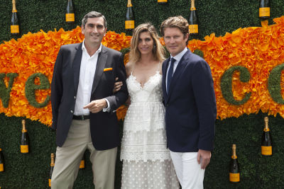 aymeric sancerre in Veuve Clicquot Polo Classic 2016