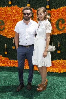 bijou phillips in Veuve Clicquot Polo Classic 2016