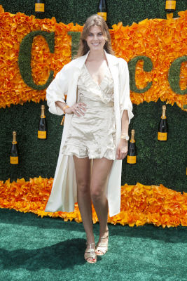 maryna linchuk in Veuve Clicquot Polo Classic 2016
