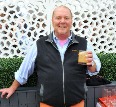 Guest of a Guest and Cointreau's Exclusive Soiree with Mario Batali at La Sirena