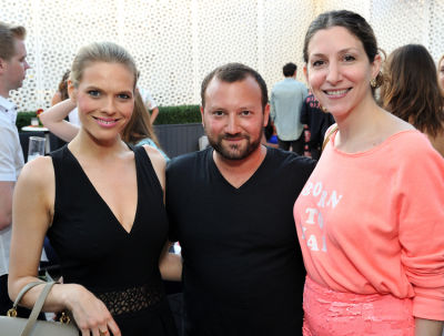 jasmine lobe in Guest of a Guest and Cointreau's Exclusive Soiree with Mario Batali at La Sirena
