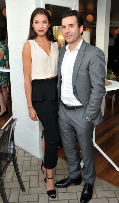 alexis jonnson in Guest of a Guest and Cointreau's Exclusive Soiree with Mario Batali at La Sirena