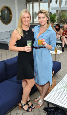 jennifer brady in Guest of a Guest and Cointreau's Exclusive Soiree with Mario Batali at La Sirena