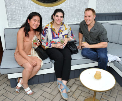 jeremy lindy in Guest of a Guest and Cointreau's Exclusive Soiree with Mario Batali at La Sirena