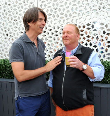 sean macpherson in Guest of a Guest and Cointreau's Exclusive Soiree with Mario Batali at La Sirena