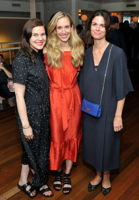 carolyn angel in Guest of a Guest and Cointreau's Exclusive Soiree with Mario Batali at La Sirena