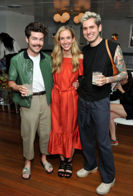 darroch putnam in Guest of a Guest and Cointreau's Exclusive Soiree with Mario Batali at La Sirena