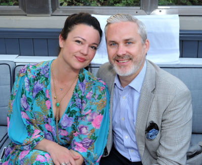 christine bean in Guest of a Guest and Cointreau's Exclusive Soiree with Mario Batali at La Sirena