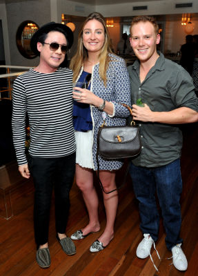 mackenzie johnson in Guest of a Guest and Cointreau's Exclusive Soiree with Mario Batali at La Sirena