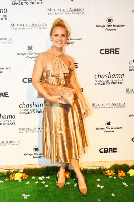 annika connor in The 2016 Chashama Gala