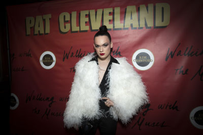 kyle farmery in Pat Cleveland Throws It Back To Old New York At Her Book Party For