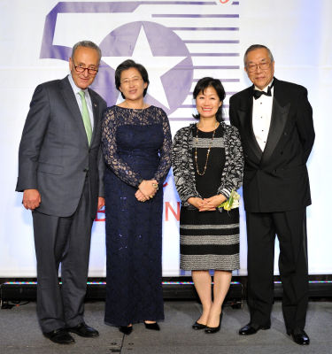AABDC Outstanding 50 Asian Americans in Business 2016 Gala Dinner