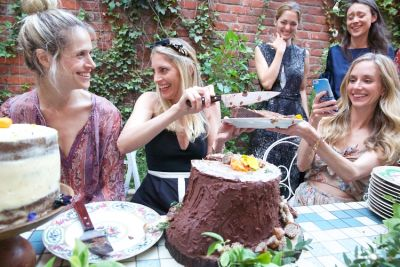 Guest of a Guest and Stone Fox Bride Toast Bride-to-Be Valerie Boster (Part 1)