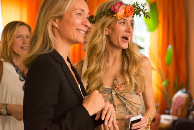 rachelle hruska-macpherson in  Guest of a Guest and Stone Fox Bride Toast Bride-to-Be Valerie Boster (Part 2)