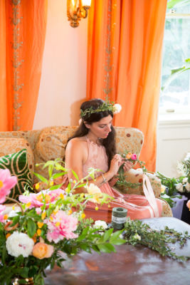 rawan rihani in  Guest of a Guest and Stone Fox Bride Toast Bride-to-Be Valerie Boster (Part 2)