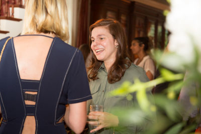 carolyn angel in  Guest of a Guest and Stone Fox Bride Toast Bride-to-Be Valerie Boster (Part 2)