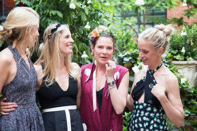 molly howard in  Guest of a Guest and Stone Fox Bride Toast Bride-to-Be Valerie Boster (Part 2)