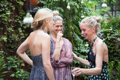 meredith melling-burke in  Guest of a Guest and Stone Fox Bride Toast Bride-to-Be Valerie Boster (Part 2)