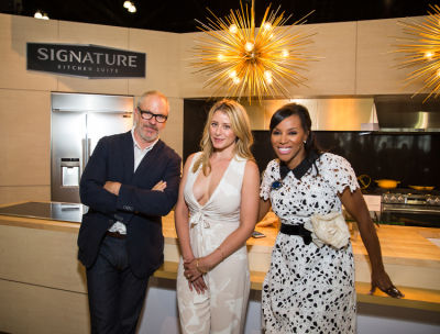 lo bosworth in Signature Kitchen Suite Launching at Dwell on Design