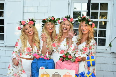 Swedish Midsommar in the Hamptons
