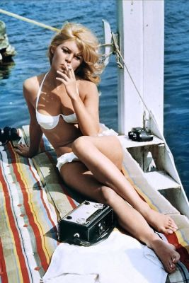 Unpopular Opinion: Brigitte Bardot Is Actually The Worst