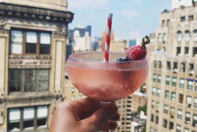 Stay Cool With The Best Frozen Cocktails In NYC