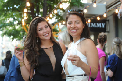 ximena larkin in Guest of a Guest & Cointreau Throw A Blooming Chicago Soirée