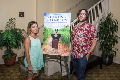 rhyan schwartz in Screening and Reception for Feature Film