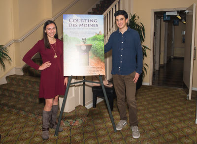 maddison erbabian in Screening and Reception for Feature Film
