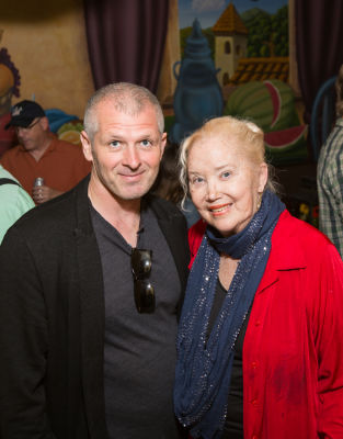 sally kirkland in Screening and Reception for Feature Film