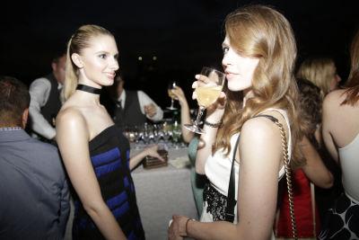 chloe green-vamos in The Met Young Members Party