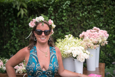 bronwen smith in B Floral, Liv Cooks, LOVESHACKFANCY, and Joey Wölffer shopping event
